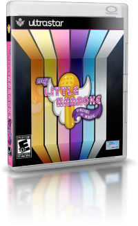My Little Karaoke : Box Art
